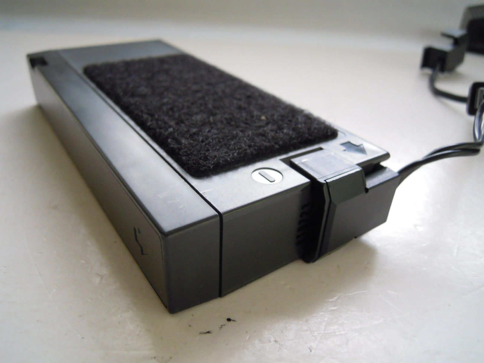 Panasonic Rechargeable Sealed Battery With 2 Connectors